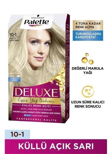 Palette Palette Deluxe 101 Kalıcı Küllü AÇık Sarı